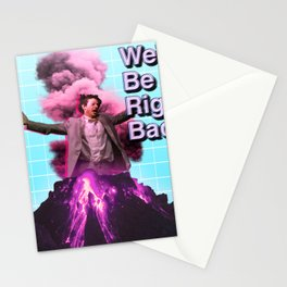 Eric Andre Aesthetic Stationery Cards