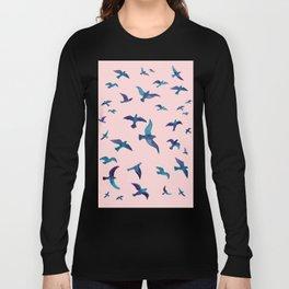 Birds II Long Sleeve T-shirt
