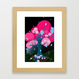 Give Life Framed Art Print