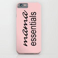 Mama Essentials Pantone 2016-Rose Quartz Slim Case iPhone 6s