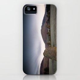 Castlerigg Stone Circle iPhone Case