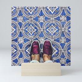 Art Beneath Our Feet - Ancona, Italy Mini Art Print