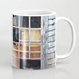 Wood in the Windows Coffee Mug