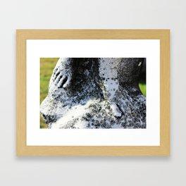 Feetsy Framed Art Print