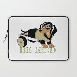 Ricky Bobby #3: Be Kind Laptop Sleeve