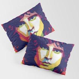 jim morisson wpap Pillow Sham