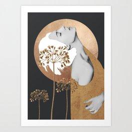 Gentle Beauty 9 Art Print