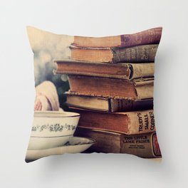 The Best Companions Throw Pillow