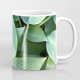 Perfect green leaves Coffee Mug