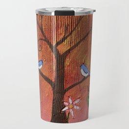 Bluebird Haven Travel Mug
