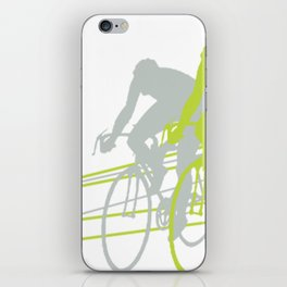 Cycling iPhone Skin