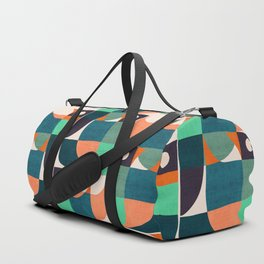 Two birds dancing Duffle Bag