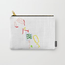 Grating potatoes Carry-All Pouch