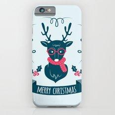 Deer Christmas Slim Case iPhone 6s