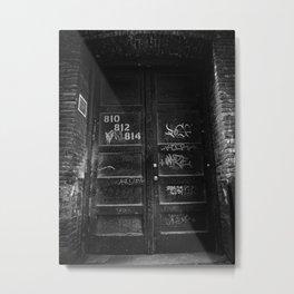 Hidden Away Metal Print