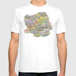 Life in Death Valley T-shirt