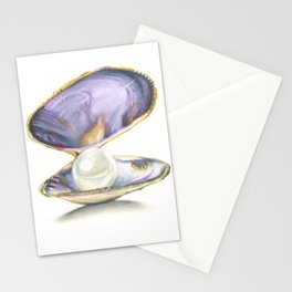 Oyster Stationery Cards