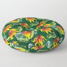 Maria Through The Year - AUGUST Floor Pillow