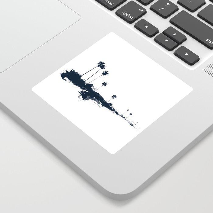Palm 06 Sticker