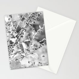 A touch of grey Stationery Cards
