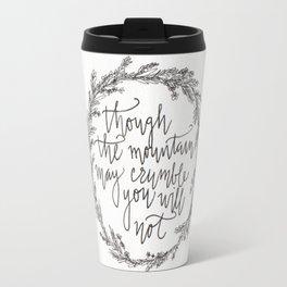 something Travel Mug