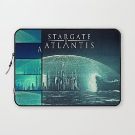 Through the storm Laptop Sleeve