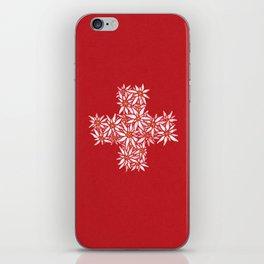 Swiss Edelweiss iPhone Skin