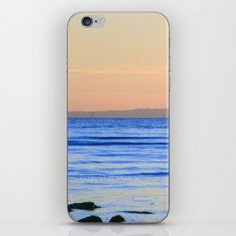 Pastel Sunset iPhone Skin