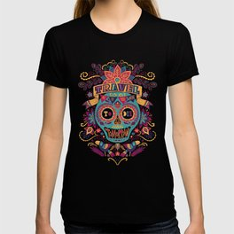 Travel As If You Were to Die Tomorrow - La Noche T-shirt