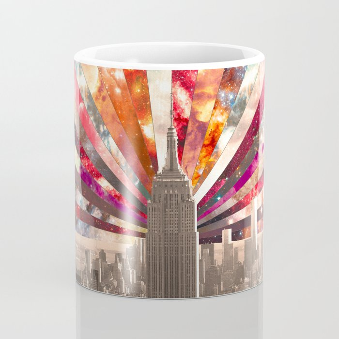 Superstar New York Coffee Mug