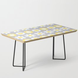 Peggy Yellow Coffee Table