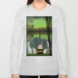 Colourful Pier Long Sleeve T-shirt