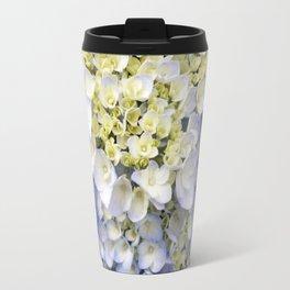 hortensia/ hydrangea Travel Mug