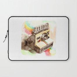 Vintage gadget series: Polaroid SX-70 OneStep camera Laptop Sleeve