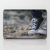converse iPad Cases featuring Converse by AJ Calhoun