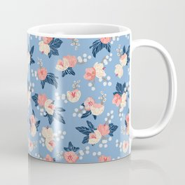 Ivy & Blossoms Coffee Mug