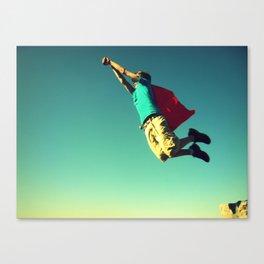 Boy Wonder Canvas Print