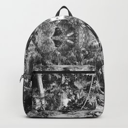 Euphoria Black n White Backpack