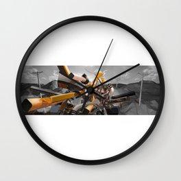 Form Exploration 3B Wall Clock