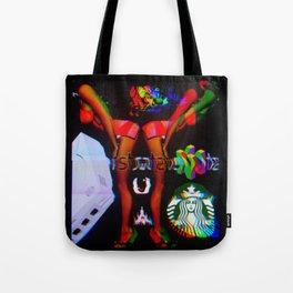 W4ṪER ΔGE Tote Bag