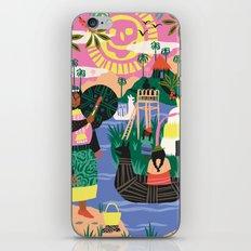 Latin Cultures iPhone & iPod Skin