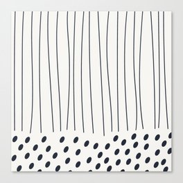 Coit Pattern 77 Canvas Print