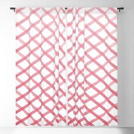 Ox Cross Stitch Blackout Curtain