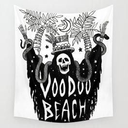 Voodoo Beach Nights Wall Tapestry