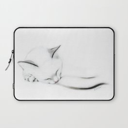 Dreaming Cat Laptop Sleeve