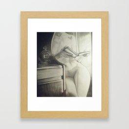 Book Beauty Framed Art Print