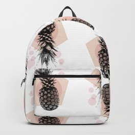 Pineapple and geometricos Backpack