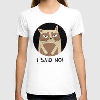 grumpy T-shirts featuring Grumpy by Adrian Serghie
