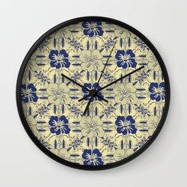 Contemporary_Paradise Wall Clock