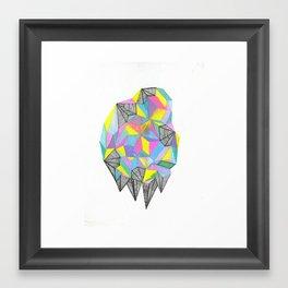 object/icon Framed Art Print
